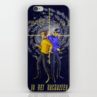 uncharted iPhone & iPod Skins featuring Uncharted by bravinto