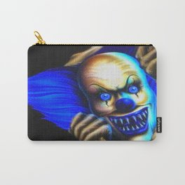 Evil Clown Carry-All Pouch