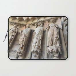 Smile of Reims Laptop Sleeve