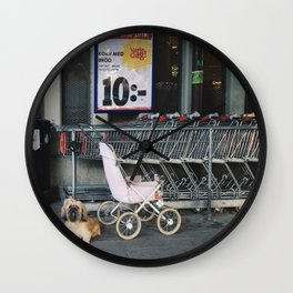 No. 4 Wall Clock