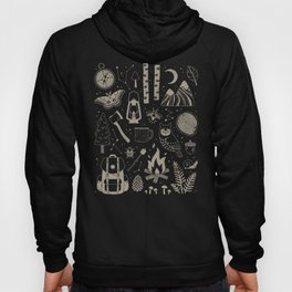 Into the Woods: Stargazing Hoody