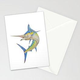 Fun Marlin Stationery Cards