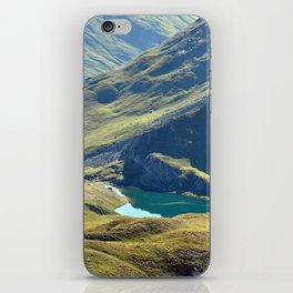 Among The Slopes iPhone Skin