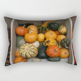 Autumn in Bath Rectangular Pillow