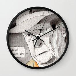 Mafia Wall Clock