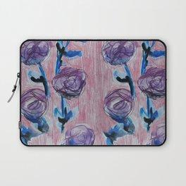 Rose Petals Series Paintings Laptop Sleeve