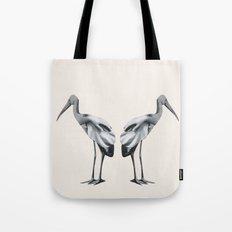 Handbirds Tote Bag