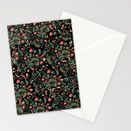 Floral Patern Stationery Cards