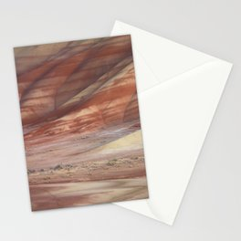 Hills Painted by Earth Minerals Stationery Cards