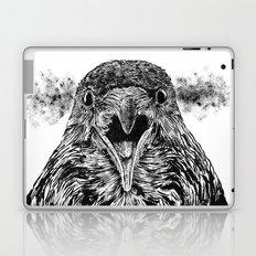 Fuming Crow Laptop & iPad Skin