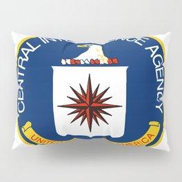 CIA Logo Pillow Sham
