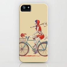 Death Ride iPhone (5, 5s) Slim Case