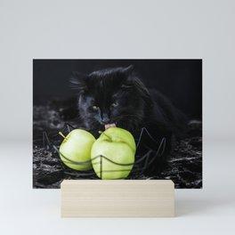 Spooky Mlem Mini Art Print