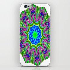 mosaic mandala iPhone & iPod Skin