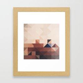 SX Framed Art Print