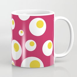 Fried Eggs Rebellion Coffee Mug