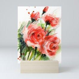 Roses for you Mini Art Print