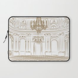 Royal Ballroom Laptop Sleeve
