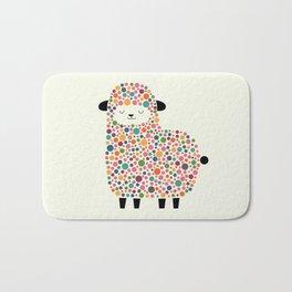 Bubble Sheep Bath Mat