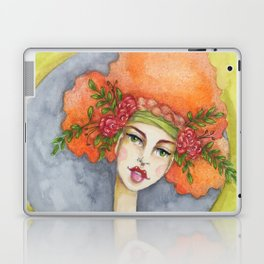 Jenny Manno Original Watercolor Laptop & iPad Skin