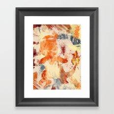 Charrrmander Framed Art Print