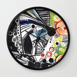 Connect Wall Clock