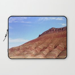 colorful mineral mountain photography 2 Laptop Sleeve