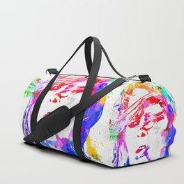 Bardot Watercolor Duffle Bag