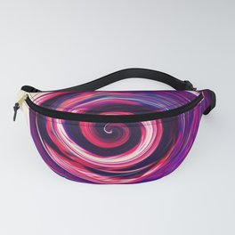 iDeal - Purp Spiral Fanny Pack