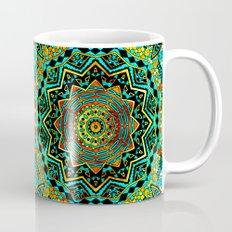Copper Mandala Mug