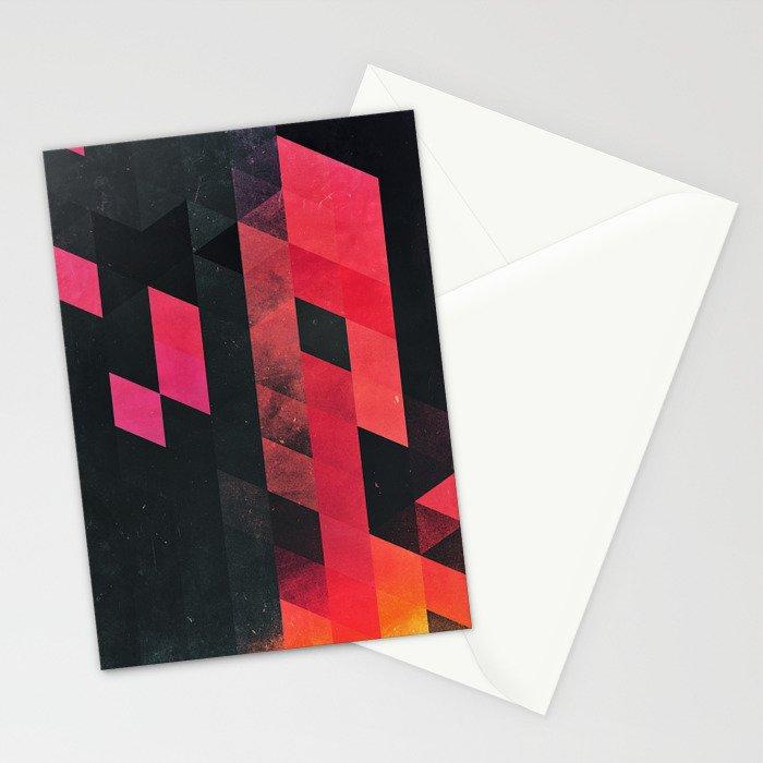 ylmyst tyme Stationery Cards