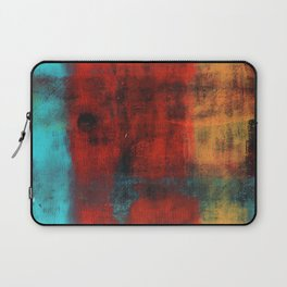 Sunday Abstraction in Color Laptop Sleeve