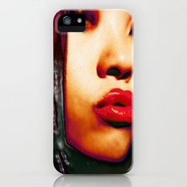 cherry-I-candy iPhone Case