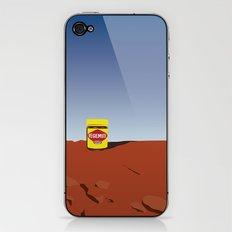outback vegemite iPhone & iPod Skin