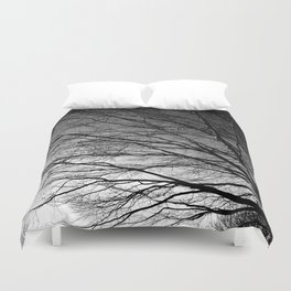 Asleep in Your Branches Duvet Cover