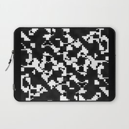 it's never just b&w Laptop Sleeve