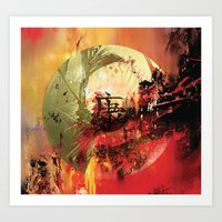 health Art Prints featuring Good Health by Peter Richardson