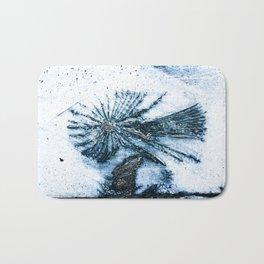 Blue Angel Bath Mat