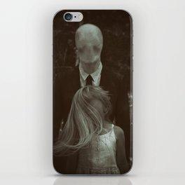 Degaussed iPhone Skin