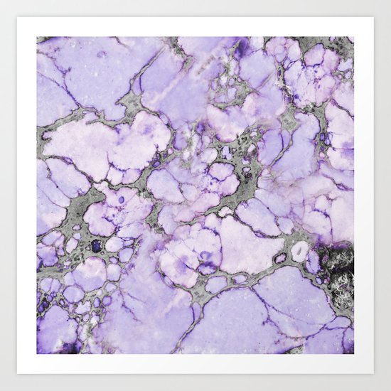 Lavender Marble by lisaargyropoulos