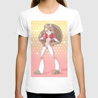 puppycat T-shirts featuring Bee costume redesign by Parapoozle