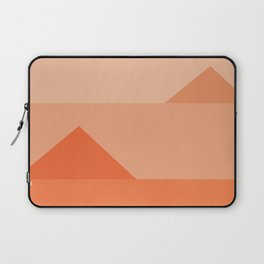Abstraction_Triangles_001 Laptop Sleeve