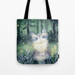 Trust Cat Tote Bag