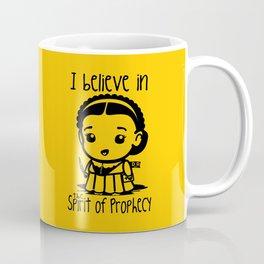 I believe in the Spirit of Prophecy Coffee Mug