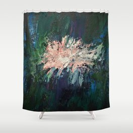 Nature in the flesh Shower Curtain