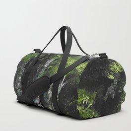 Birch forest Duffle Bag