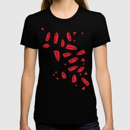Red Crystals T-shirt