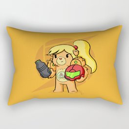 Samus Bearan Rectangular Pillow