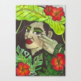 Tropical Enchanter Canvas Print
