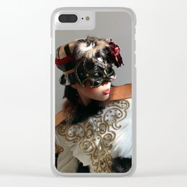 I'm a warrior Clear iPhone Case